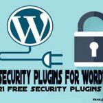 Free security plugins for WordPress