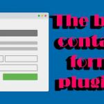 The best contact form plugins for WordPress
