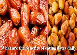 What are the benefits of eating dates daily
